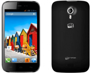Micromax Canvas opt