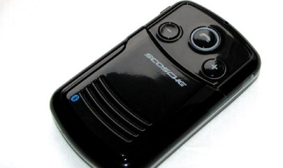 REVIEW - Scosche solCHAT Solar Bluetooth Speakerphone