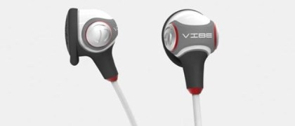 Technocel Ear Vibe Stereo Headset Vibrates Too