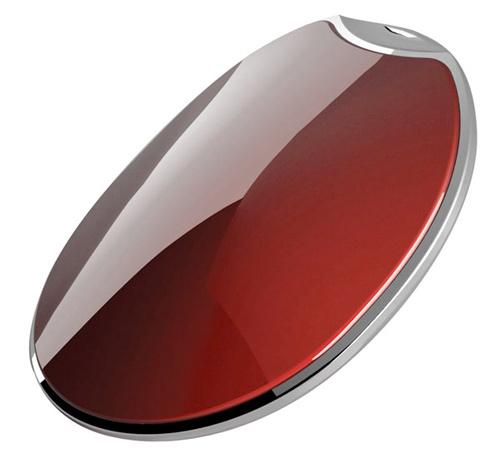 Copy Red Fingernail Mp3 Player
