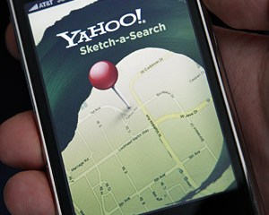 Yahoo Sketch-a-Search for the iPhone
