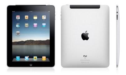 Apple iPad with multiple views