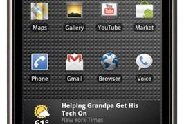 Google Nexus One phone headed for Sprint