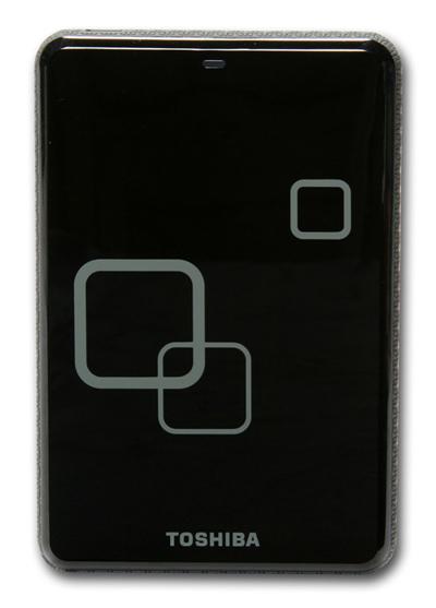 Toshiba Canvio Plus Harddrive - Photo: Toshiba