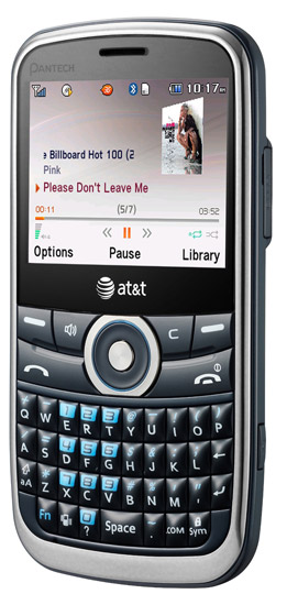 Pantech Link on AT&T