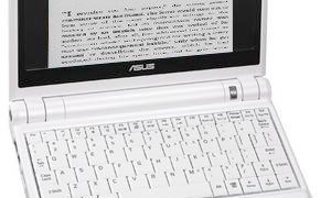 Asus packing Kindle app on select notebook and netbooks