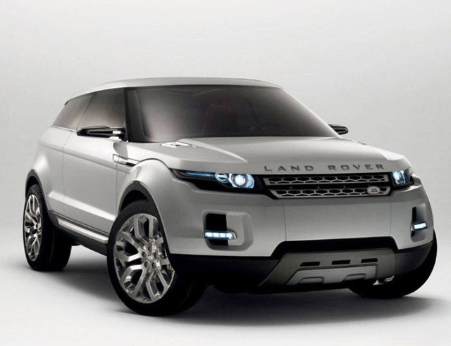 Land Rover LRX Diesel Hybrid coming in 2011