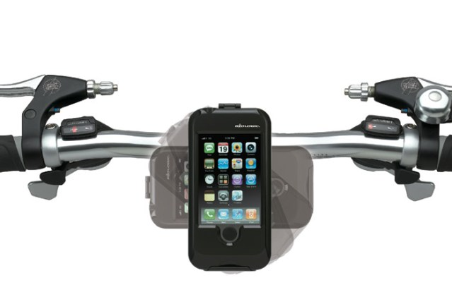 Biologic Bike Mount for the iPhone