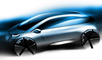 BMW's Megacity