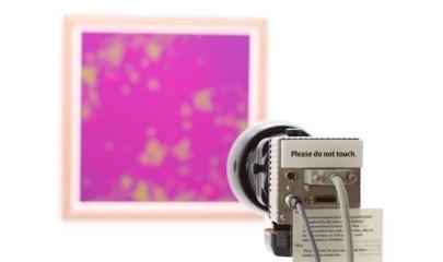 Canon's 50 Megapixel concept single image shooter Photo: Gizmodo