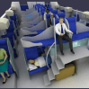futureairtravel-17 The future of air travel seating