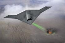 X-47B-bomber