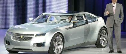 Chevy Volt Concept