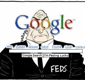 Google-is-watching-you Homepage - Magazine