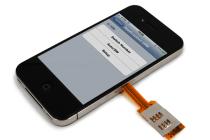 dual SIM cover iPhone 4