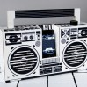 boom1 Jam To Your iPhone Or iPod With The Cardboard-Constructed Berlin Boombox