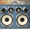 cb11 Case Of Base Turns Vintage Suitcases Into Unique Portable Boomboxes