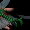 dragonfly-microuav-9 Dragonfly Robotic Insect UAV is Freaking Cool