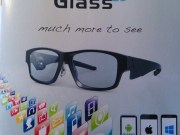 glass up