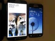 samsung galaxy s4 mini leaked