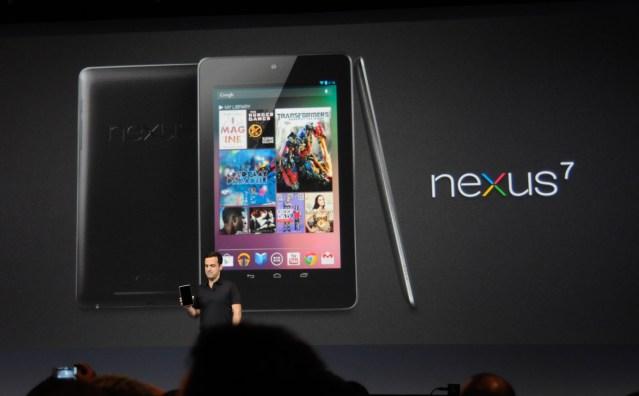 nexus 7 update