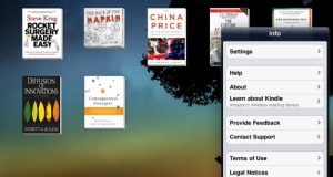 How to buy books on your Kindle iPad app?