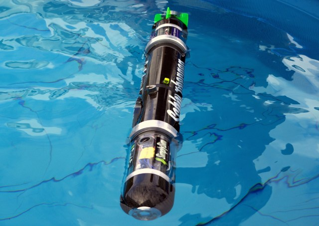 Blackghost Underwater Eyes: Practical Uses for ROVs and AUVs