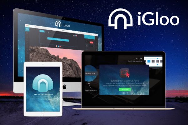 igloo app product launch