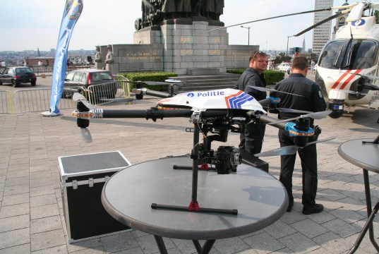 police-drones Homepage - Sport