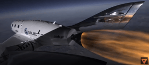 spaceship-two-300x132 Virgin Galactic's VSS Unity SpaceShipTwo Successfully Lands after First Free-Flying Test Glide