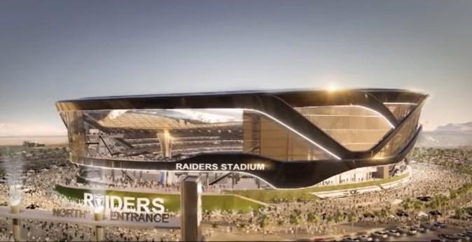 raiders-stadium Videos