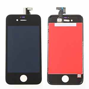 iPhone 4S LCD and Digitizer Touch Screen Assembly (AAA Quality) – Black