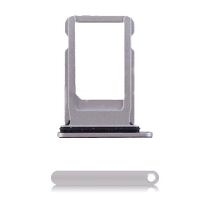 iPhone 8 Sim Tray – Silver