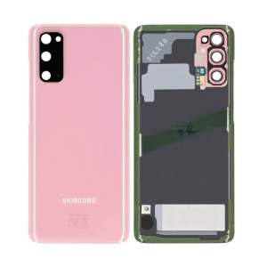 Galaxy S20 5G G981 Back / Battery Cover (Service Pack) Pink