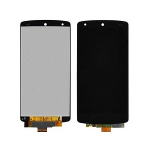 LG Nexus 4 LCD and Digitizer Touch Screen Assembly W/F – Black