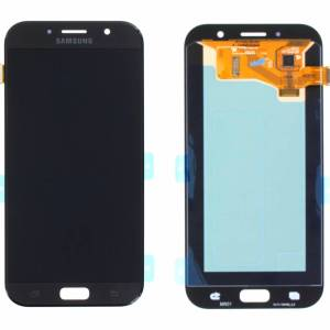 Galaxy A7 2017 Display Replacement Black