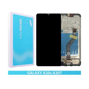 Galaxy A20s A207 Service Pack LCD Display Replacement