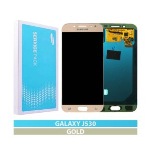 Galaxy J5 2017 Pro (J530) LCD and Digitizer Touch Screen Assembly – Gold