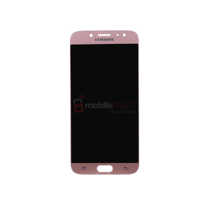 J7 Pro (J730) LCD and Digitizer Touch Screen Assembly – Pink