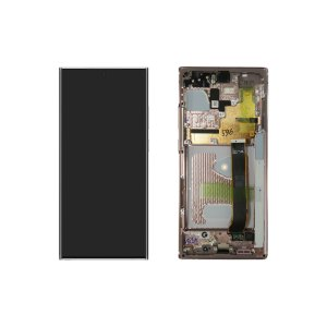 Galaxy Note 20 Ultra LTE N985 Service Pack Display Replacement Mystic Bronze