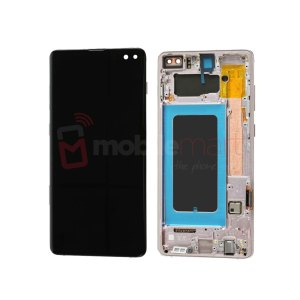 Galaxy S10 Plus G975 Service Pack Display Replacement Pink