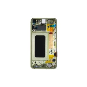 Galaxy S10e G970 Service Pack Display Replacement Canary Yellow