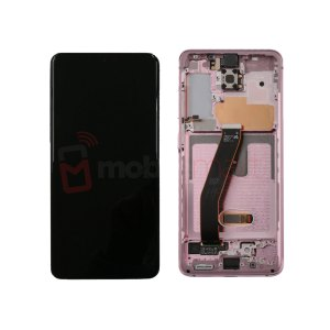 Galaxy S20 G980 / S20 5G G981 Service Pack Display Replacement Grey