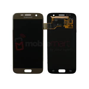 Galaxy S7 (G930F) Service Pack Display Replacement Gold