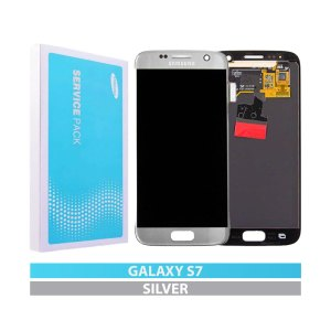 Galaxy S7 (G930F) Service Pack Display Replacement Silver