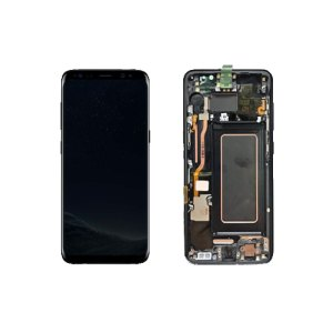 Galaxy S8 Plus G955 Service Pack LCD Display Replacement Black