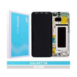 Galaxy S8 (G950F) Service Pack Display Replacement Silver