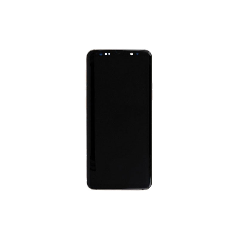 Galaxy S9 G960 Service Pack LCD Display Replacement Black