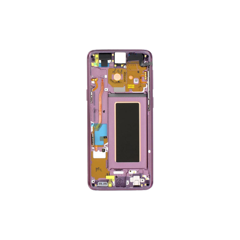 Galaxy S9 G960 Service Pack LCD Display Replacement Lilac Purple