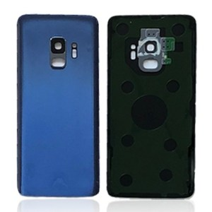 Galaxy S9 (G960) Rear Glass With Camera Lens – Blue